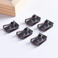 紧固件标准非标准件 不锈钢螺纹垫片 螺母卡片
