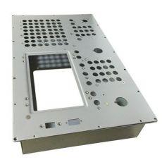 显示屏盒激光加工 显示屏钣金外壳加工 显示屏盒激光切割加工