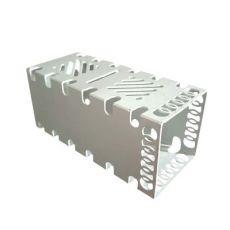 方管激光切割加工 五金圆管激光切割加工 不锈钢激光切管加工