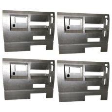 印刷机罩壳激光加工 机器外壳激光加工 机器钣金外壳激光加工