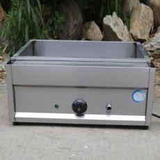 電炸爐 商用單缸單篩臺式油炸鍋全自動炸爐升降連
