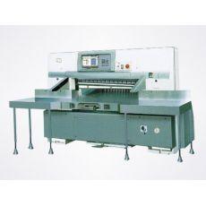 (QZYK-1300CD)10.4英寸系列电脑切纸机