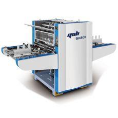 BK-800半自动卡纸裱合机