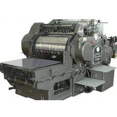 820型全自动海德堡圆压平模切机、冲不干胶机